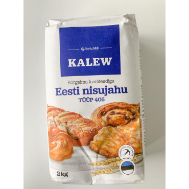 NISUJAHU T405 Kalew 2kg, TARTU MILL