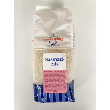 RIIS basmati riis 500g, VESKI MATI