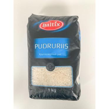 RIIS pudruriis ( ümarateraline) 1kg,Baltix