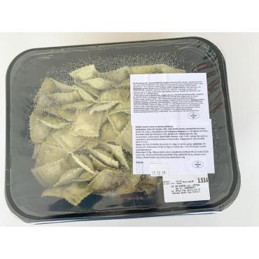 RAVIOOLID juustu ja spinati täidisega 4*1,5kg külm.