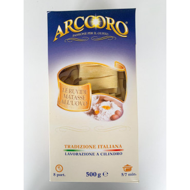 Pasta Pappardelle munaga 500g, ARCOORO/GRANORO
