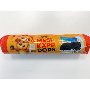 KÜPSIS Mesikäpp Drops kakaomaitselise täidisega 210g KALEV