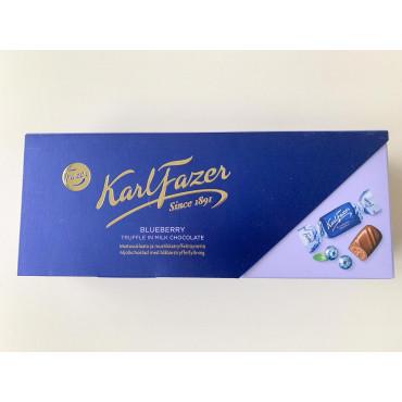 KOMMID Karl Fazer šokolaadikompvekid mustikatrühvli 270g FAZ