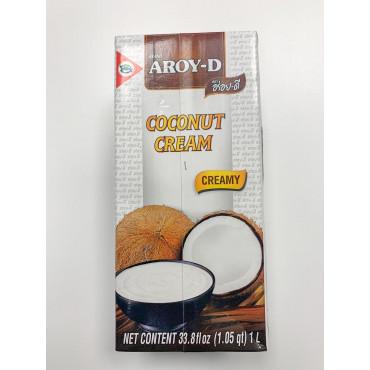 Kookoskreem 21% 1L, AROY-D