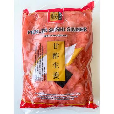 INGVER SUSHI roosa 1,5/1 kg FUDO