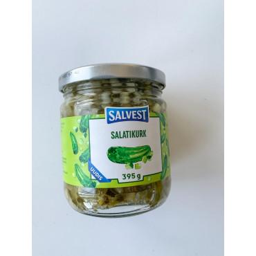 KURK salati (kuubikud) 395 g SALVEST