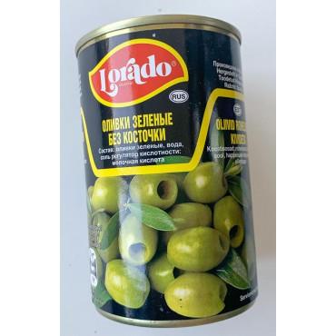 Oliivid rohelised kivita 300g/120g