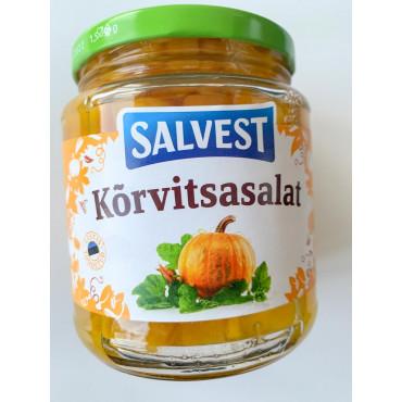 KÕRVITSASALAT (kõrvitsakuubikud marin.) 560g,/SALVEST/Põltsa