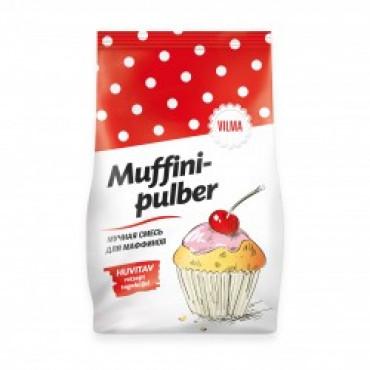 Muffinipulber hele 400g VILMA