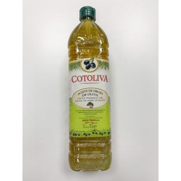 ÕLI oliivjääkõli plastpudel 1L COTOLIVA
