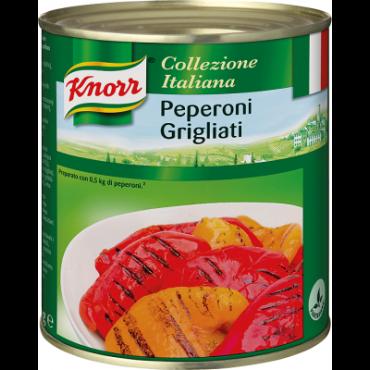 Pepperoni grillitud grigliati 750g/450g KNORR