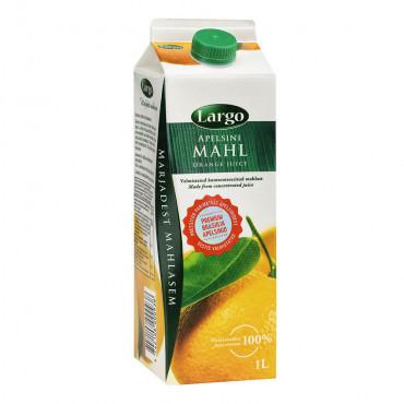Apelsinimahl 1L LARGO