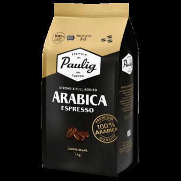 Kohvioad Arabica Dark/Expresso 1kg, PAULIG