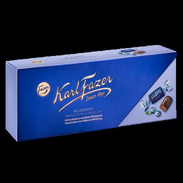 Karl Fazer šokolaadikompvekid mustikatrühvli 270g FAZER