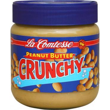 MaapähklivõiI crunchy 350 g, LA COMTESSE