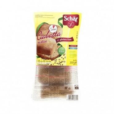 SAI ciabatta 4*50g(eelküpsetatud saiakesed) gluteenivaba SCH