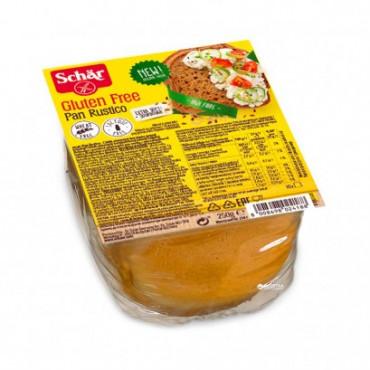 Sai gluteiinivaba Pan RUSTICA mitmevilja saiake 250g, SCHÄR