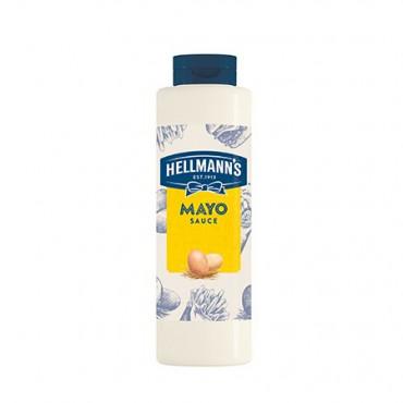 Kaste majoneesi 820g HELLMANN'S