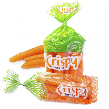 Miniporgand Crispy 200g