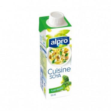 Köögikaste päevalilleõli ja sojaga 250ml ALPRO