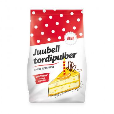 Juubeli tordipulber 450g, VILMA