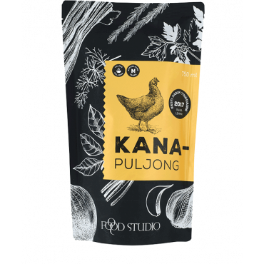 Kanapuljong 750ml, FOODSTUDIO