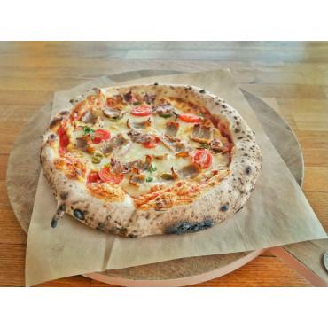 Pizza OKO Kebabi 520g eelküpsetatud