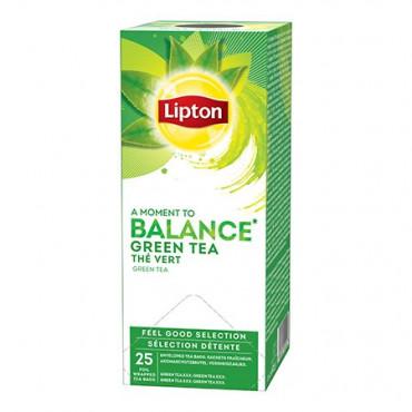 Roheline tee 25*1,3g (foolium), LIPTON