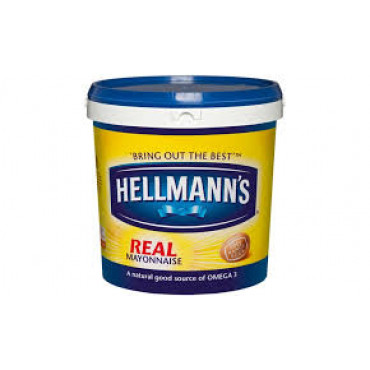 Majonees decorative 78% 3L, HELLMANN'S