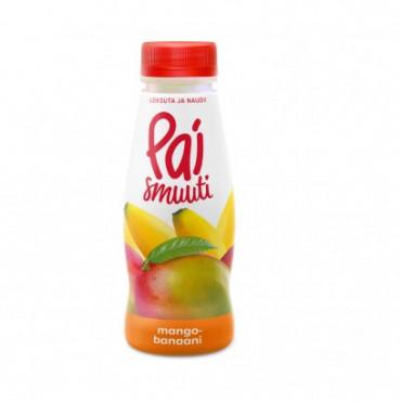 Smuuti PAI mango-banaani 280ml