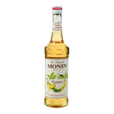 Siirup banaani 700ml MONIN