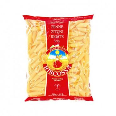Pasta zitioni 500g RICOSSA