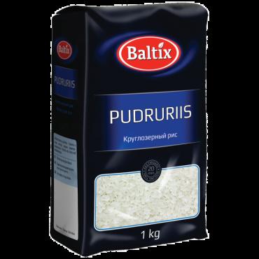 Pudruriis (ümarateraline) 1kg,Baltix