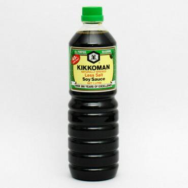 Sojakaste gluteenivaba 1L, KIKKOMAN