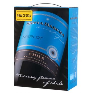 Vein Merlot Santa Babera 3L BIB