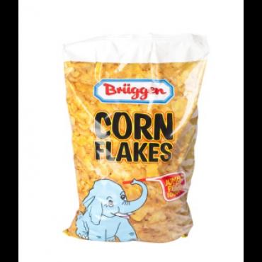 Maisihelbed corn flakes 1000g, BRÜGGEN