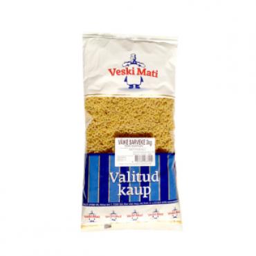 Pasta Sarveke väike 3kg, VESKI MATI