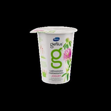 Maitsestamata jogurt laktoosivaba 380g Gefilus, ALMA