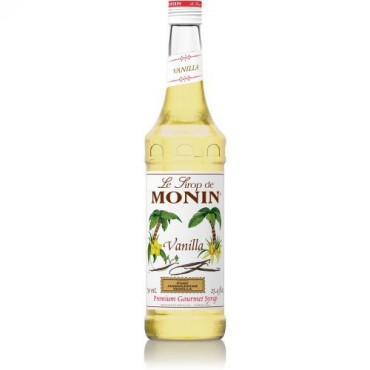 SIIRUP vanilje, MONIN, 700ml