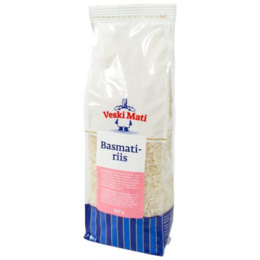 Basmati riis 500g, VESKI MATI